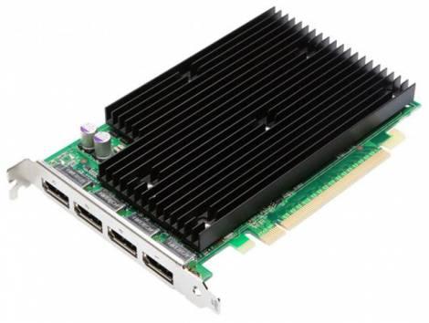 Видеокарта PNY Quadro NVS 450 (480МГц, GDDR3 512Мб 1400МГц 128 бит)