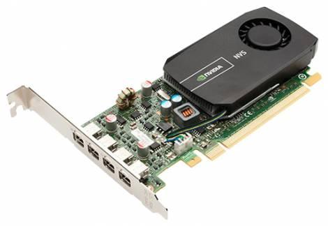 Видеокарта PNY Quadro NVS 510 (850МГц, GDDR3 2048Мб 1800МГц 128 бит)