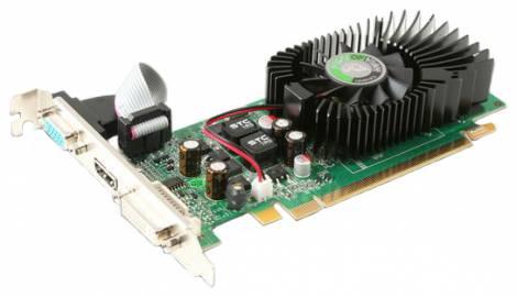 Видеокарта Point of View GeForce GT 430 (700МГц, GDDR3 1024Мб 1000МГц 64 бит)