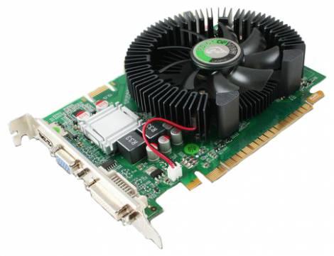 Видеокарта Point of View GeForce GTS 450 (783МГц, GDDR3 1024Мб 1200МГц 128 бит)