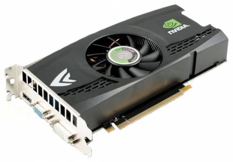 Видеокарта Point of View GeForce GTX 560 (810МГц, GDDR5 1024Мб 4008МГц 256 бит)