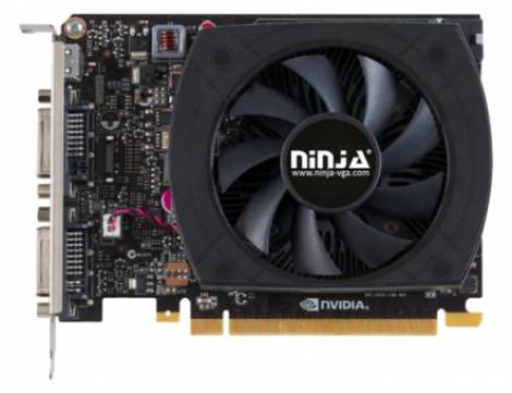 Видеокарта Sinotex Ninja GeForce GTX 650 (1058МГц, GDDR5 1024Мб 5000МГц 128 бит)
