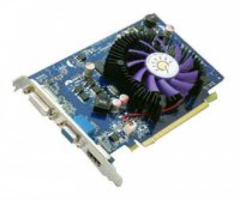 Видеокарта Sparkle GeForce GT 220 (625МГц, GDDR2 2048Мб 800МГц 128 бит)