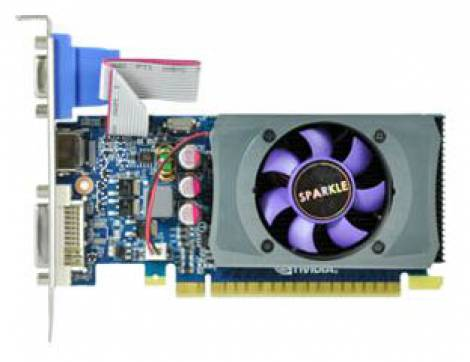 Видеокарта Sparkle GeForce GT 430 (700МГц, GDDR3 1024Мб 1400МГц 128 бит)