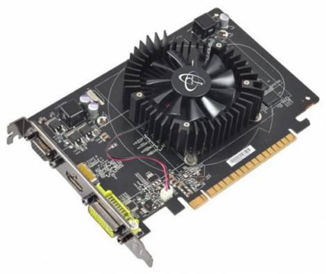 Видеокарта XFX GeForce GT 430 (700МГц, GDDR3 2048Мб 1066МГц 64 бит)