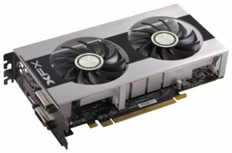 Видеокарта XFX Radeon HD 7790 (1075МГц, GDDR5 1024Мб 6400МГц 128 бит)