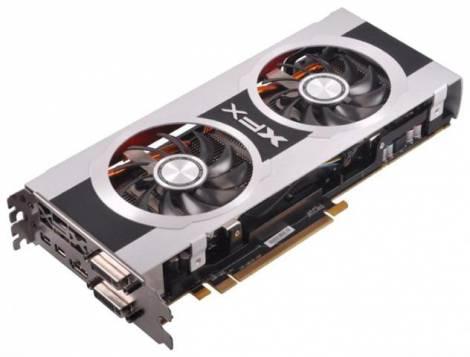 Видеокарта XFX Radeon HD 7850 (975МГц, GDDR5 2048Мб 5000МГц 256 бит)
