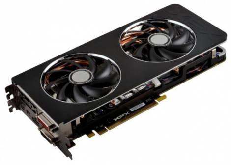 Видеокарта XFX Radeon R9 270X (1100МГц, GDDR5 2048Мб 5800МГц 256 бит)