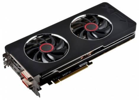 Видеокарта XFX Radeon R9 280X (1080МГц, GDDR5 3072Мб 6200МГц 384 бит)