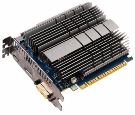 Видеокарта ZOTAC GeForce GT 430 (700МГц, GDDR3 1024Мб 1600МГц 128 бит)