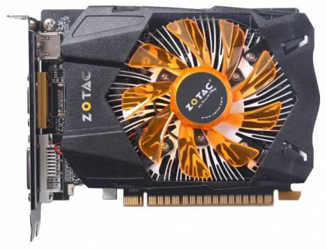Видеокарта ZOTAC GeForce GT 740 (993МГц, GDDR5 2048Мб 5000МГц 128 бит)
