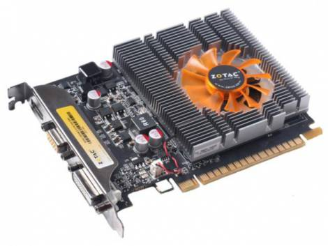 Видеокарта ZOTAC GeForce GT 740 (993МГц, GDDR3 2048Мб 1782МГц 128 бит)