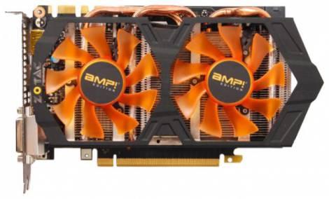 Видеокарта ZOTAC GeForce GTX 760 (1111МГц, GDDR5 2048Мб 6208МГц 256 бит)