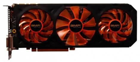 Видеокарта ZOTAC GeForce GTX 770 (1150МГц, GDDR5 2048Мб 7200МГц 256 бит)