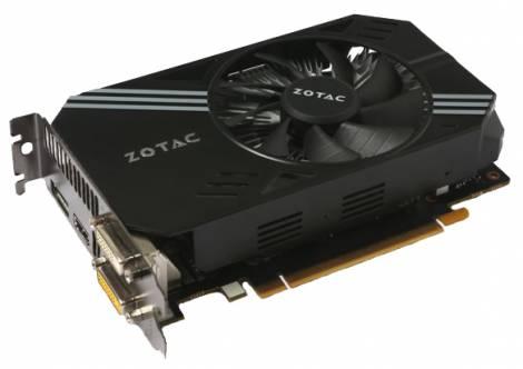 Видеокарта ZOTAC GeForce GTX 950 (1089МГц, GDDR5 2048Мб 6610МГц 128 бит)