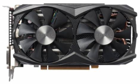 Видеокарта ZOTAC GeForce GTX 950 (1203МГц, GDDR5 2048Мб 7020МГц 128 бит)