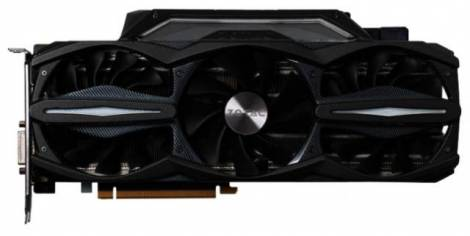 Видеокарта ZOTAC GeForce GTX 970 (1203МГц, GDDR5 4096Мб 7200МГц 256 бит)