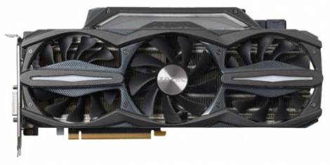 Видеокарта ZOTAC GeForce GTX 980 (1291МГц, GDDR5 4096Мб 7200МГц 256 бит)