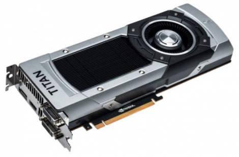 Видеокарта Gainward GeForce GTX TITAN Black (889МГц, GDDR5 6144Мб 7000МГц 384 бит)