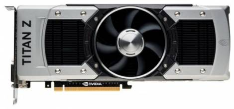 Видеокарта ZOTAC GeForce GTX TITAN Z (705МГц, GDDR5 12288Мб 70000МГц 768 бит)