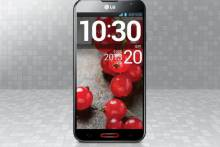 «LG Optimus G Pro» телефон фиксирует движения глаз