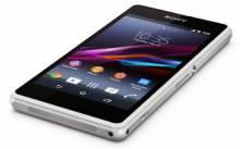 Новый Sony Xperia Z1 Compact