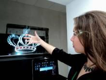 3D-изображения, которые возникают в воздухе: возможно ли такое?