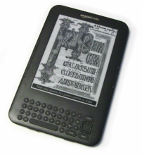 Amazon Kindle 3: все книги в кармане