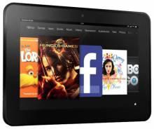 Amazon Kindle Fire – универсальный огонёк