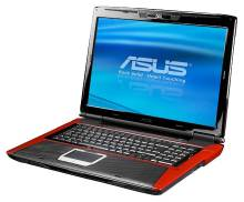 Asus G71V: игровой ноутбук с процессором в 4 ядра