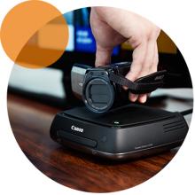 Canon Connect Station CS100 все только для вас, и только лучшее!