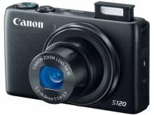 Canon PowerShot S120 – компактный фотоаппарат с продвинутыми возможностями