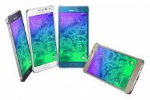Galaxy Alpha – новый смартфон от южнокорейских производителей