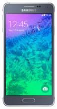 Galaxy Alpha от Samsung с ароматом металла