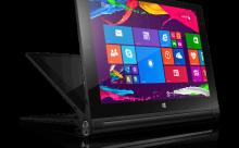 Lenovo Yoga Tablet 2 – долгоиграющий универсальный планшет