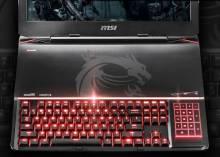 Ноутбук GT80 Titan от MSI с двумя видеоускорителями Geforce GTX 980M
