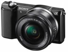 Новый компактный фотоаппарат А5100 от Sony