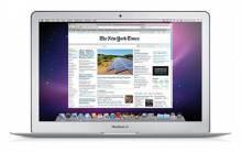 Обзор ноутбука Apple MacBook Air 13