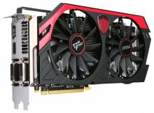 Обзор видеокарты MSI Geforce 760 Gaming series - (N760 TF 2GD5/OC)