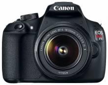 Обзор зеркальной камеры - Canon EOS 1200D