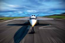 Самолеты будущего - сверхзвуковые кинотеатры вместо обычных окон