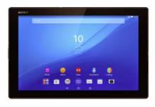 Sony Xperia Z4 Tablet – стильный конкурент iPad