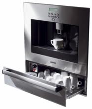 Встраиваемая кофемашина: как выбрать?